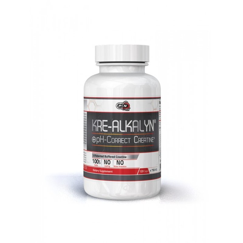 Kre Alkalyn Creatina 120 Capsule